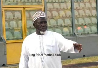 Alhaji Grusah confesses to approaching Asante Kotoko 'for help' in relegation fight
