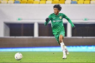 Europa Conference League: Najeed Yakubu registers assist in Vorskla's 2-2 draw against KuPS
