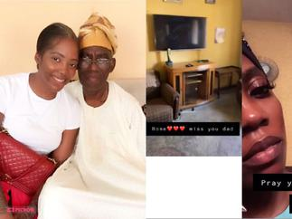 What Do You Use Your Money for? – Netizens Slam Tiwa Savage After Showing Off Late Father's Shabby Looking House – GhanaCelebrities.Com