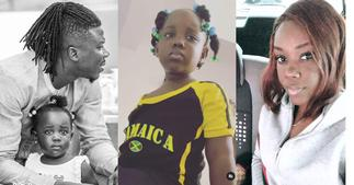 Jidula: Stonebwoy's Daughter in fear as 'Dumsor' Takes over Their Home in new Video ▷ Ghana news
