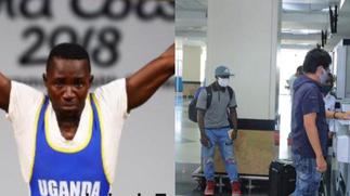 Japan finally deports Ugandan athlete who deliberately went missing to escape travelling back home » GhBasecom™