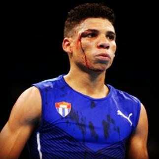 Black Bombers captain to face Cuban favorite Yosbany for medal slot