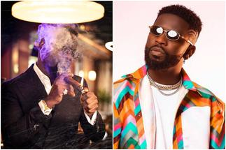 Bisa Kdei Defends Rapper Sarkodie's Cigar Pictures, calls it pure artistry