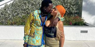 Michael Blackson proposes to girlfriend after brief break up