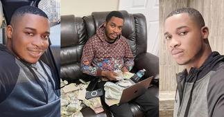Twene Jonas confesses in video as businessman confronts him ▷ Ghana news