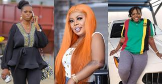 I promise not to insult any elderly person or expose my body; Ayisha Modi shades Afia Schwar with new post ▷ Ghana news