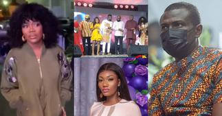 GMAwardsUK21: Wendy Shay, Mzbel, other stars storm launch of 5th edition in Accra ▷ Ghana news