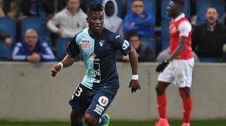 Ebenezer Assifuah scores as Pau open Ligue 2 campaign with win