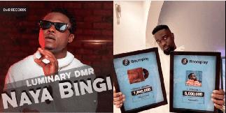 Luminary DMR's EP, 'Naya Bingi' Beats Sarkodie's 'Highest' On Ghana iTunes Top Albums » GhBasecom™