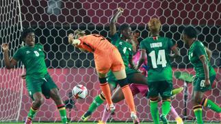 Tokyo 2020: Zambia 3:10 Netherlands