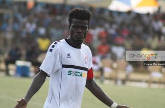 Hashmin Musah and Danso Wiredu of Inter Allies face GFA Investigation team Friday
