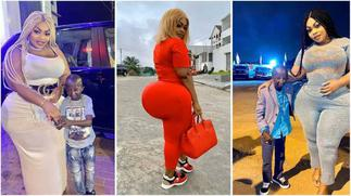 Ivorian Socialite, Eudoxie Yao Ends Her Relationship With Guinean Artiste Grand P Over An Alleged Infidelity » GhBasecom™