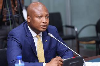 Okudzeto Ablakwa on COP Dampare's appointment as IGP