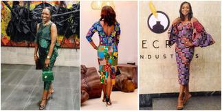 Kate Henshaw at 50: Nollywood Diva Effortlessly Rocks High-Heel Shoes In 6 Photos ▷ Ghana news