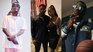This Was Shatta Wale's Reaction After Finding Out His Producer Is Chasing His Sister » GhBasecom™