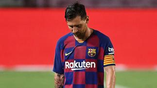 Breaking News: Lionel Messi leaves Barcelona after contract talks breaks down
