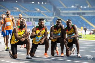 Former Sprinter Emmanuel Tuffuor urges Team Ghana to win medal in 4×100 meters final