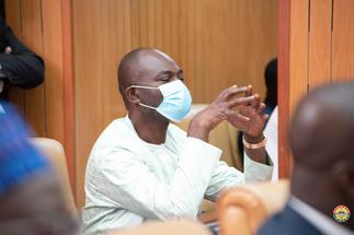 Ken Agyapong is a coward for evading privileges c'ttee