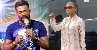 Akuapem Poloo responds to Eagle Prophet's rape prophecy
