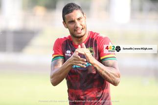 Mariano Barreto not surprised Brazilian striker Vinicius failed at Kotoko