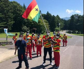 Team Ghana Chef de Mission rubbishes reports of Ghana's huge contingents made up of officials