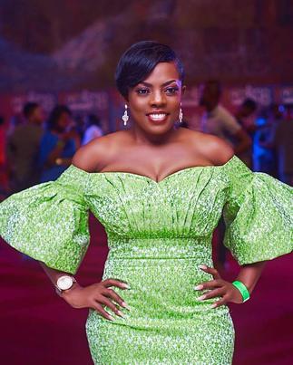 Serwaa Amihere Mocks Nana Aba Anamoah Over Her Huge Breast