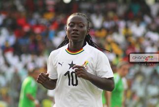 GFA explains Elizabeth Addo's omission from Black Queens squad ahead of Aisha Buhari tourney