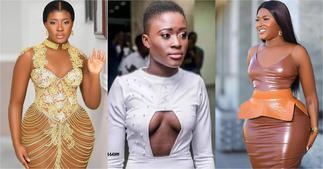 Fella Makafui's Throwback Photo Shows Massive Transformation Of Medikal's Wife; Fans React ▷ Ghana news