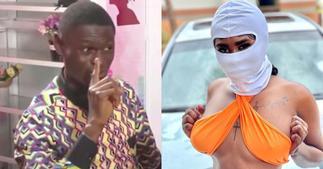 Nyame Jackson preaches against sister's lifestyle