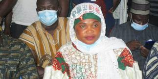 Sawla-Tuna-Kalba DCE nominee calls for unity and acceptance of her nomination