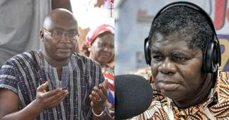 TT says as he receives GHC50k gift from Dr Bawumia
