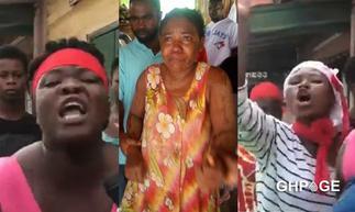 Takoradi residents react to news that 'kidnapped' Takoradi woman wasn't pregnant