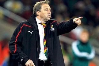 Milovan Rajevac has not been approved by govt
