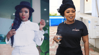 Afia Schwar Reduced To Ant As Joyce Boakye Fights For Delay