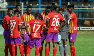 CAF Champions League: Hearts of Oak announce ticket rates for CL Kamsar clash