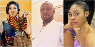 Kpokpogri Has So Much of Your 'Intimacy' Tapes: Tonto Dikeh Exposes Popular Married Dancer Jane Mena ▷ Ghana news