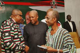 NDC asks party faithful to prepare to wrestle power from NPP in 2024