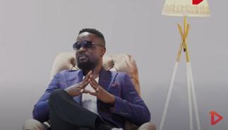 Sarkodie opens Grammy debut with 'Herbal tea & White Sofas' interview