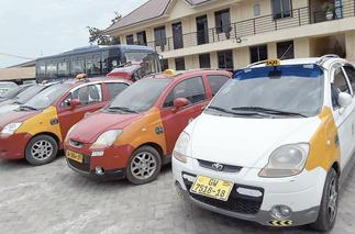 'No taxis allowed' policy at state institutions, others causing us to lose business