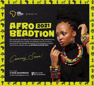 Maiden Afro Beadtion 2021 set for Friday Sept. 17