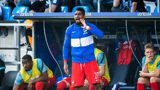 KP Boateng plays deputy manager role at Hertha Berlin