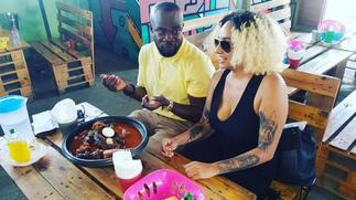 'People travel to Ghana just to eat fufu with me and go back'