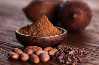 Ghana controls only 3.14% of global cocoa powder trade