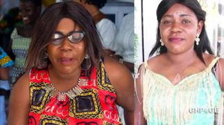 Takoradi woman, Josephine Mensah reportedly speaks