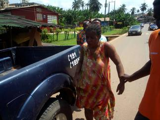 Takoradi woman does not have a child with current husband