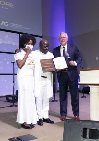 Ghanaian Church Named Most Influential Church in America