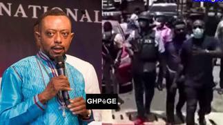 Old video of Rev Owusu Bempah bragging that Police can't arrest him pops up