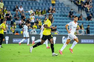 Boakye Yiadom scores first goal of the season for Beitar Jerusalem in Israel Premier League