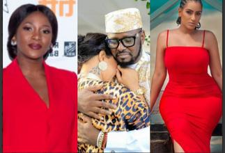 Juliet Ibrahim, Genevieve Nnaji Mentioned In A List Of Celebrities Prince Kpopogri Slept With- Video