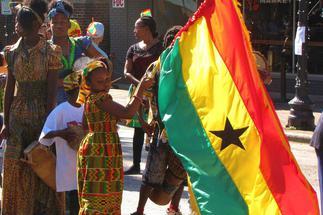 Ghana's population now 30.8million